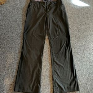 Gao Hip slung fit, 12 long trousers